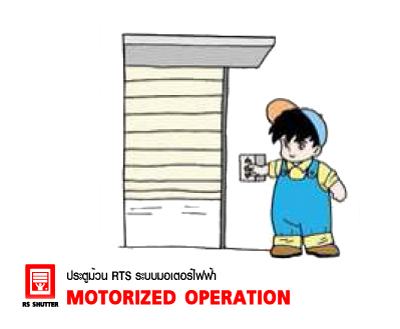 MOTORIZED OPERATION